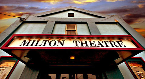 Milton Accommodation - Milton Theatre