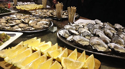 Mollymook Accommodation - Ulladulla Oyster Bar